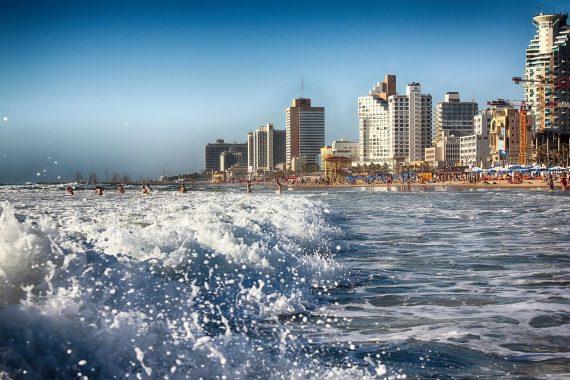 יום נופש בתל אביב